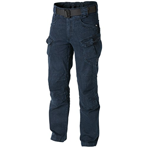 Helikon UTP Pantaloni Denim Blu taglia 3XL Reg