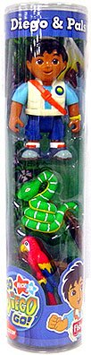 Diego & Pals Figure 3-Pack Diego, Snake & Macaw - Buy Diego & Pals Figure 3-Pack Diego, Snake & Macaw - Purchase Diego & Pals Figure 3-Pack Diego, Snake & Macaw (Fisher Price, Toys & Games,Categories)