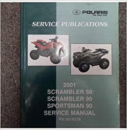 2001 polaris scrambler 50 90 sportsman 90 service repair. Black Bedroom Furniture Sets. Home Design Ideas