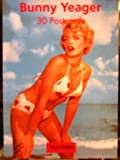 echange, troc  - Bunny Yeager Postcard Book (PostcardBooks)