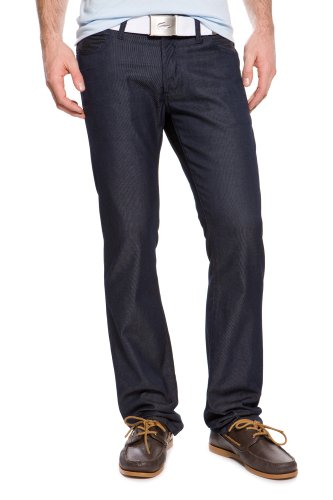 5 Pocket Straight Low Rise Jean