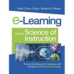 Elearning and the Science of Instruction is a great textbook for working with digital audio.