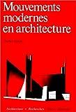 echange, troc Charles Jencks - Mouvements modernes en architecture