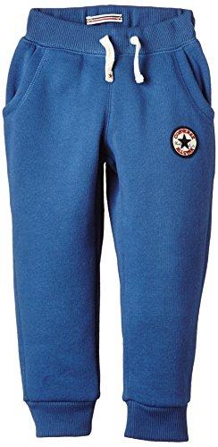 Converse Core Pant-Pantaloni sportivi Bambino    Blue Jay 4 anni
