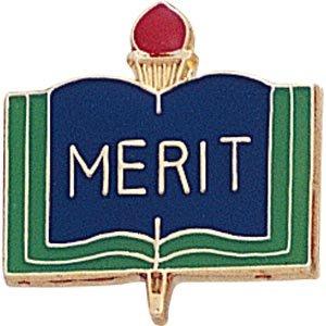 Merit Lapel Pins (10-Pack)