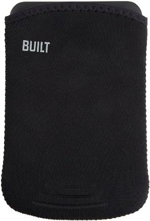 BUILT Slim Neoprene Kindle Sleeve, Black (fits Kindle Paperwhite, Kindle and Kindle Touch)