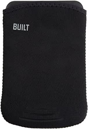 BUILT Slim Neoprene Kindle Sleeve, Black (fits Kindle Paperwhite, Kindle and Kindle Touch)