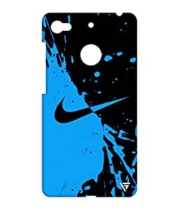 Vogueshell Nike Logo Printed Symmetry PRO Series Hard Back Case for LeEco Le 1s Eco