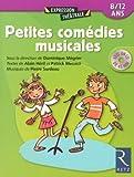 echange, troc Alain Héril, Patrick Mecucci, Pierre Surdeau - Petites comédies musicales : 8-11 ans (Avec 1 CD audio)