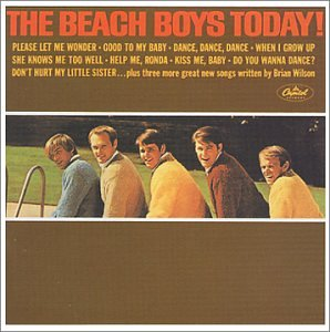 The Beach Boys - Today - Zortam Music