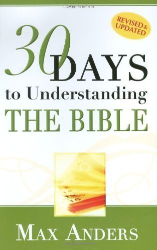 30 days to understanding the bible pdf download