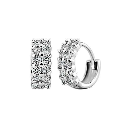 925-sterling-silver-womens-channel-set-zirconia-hinged-hoop-earrings