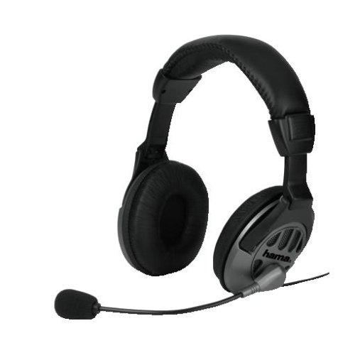 Hama Multimedia-Headset CS-408, Stereo