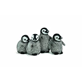 Schleich Emperor Penguin Chicks