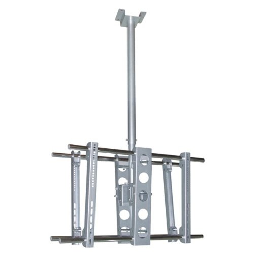 """Heavy-duty Ceiling Mount for double 37""""-63"""" LED, 3D LED, LCD"""