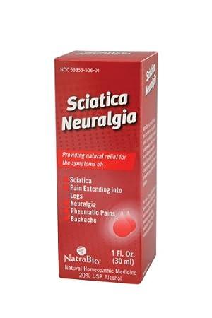 Natrabio Sciatica/Neuralgia, 1-Ounce
