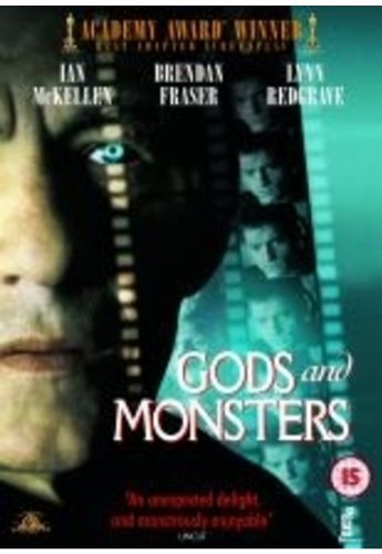 Gods and Monsters [Reino Unido] [DVD]
