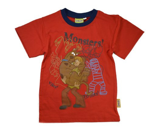 Scooby-Doo Monsters T. Shirt (3 Yrs) front-1050120