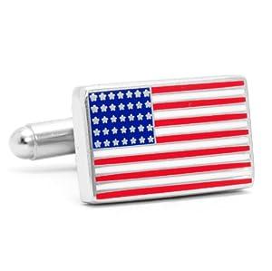 USA American Flag Cuff Links by Cufflinks Inc by Cufflinks Inc