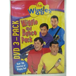 The Wiggles: Wiggle and Dance Pack movie