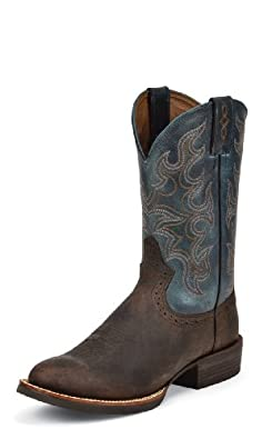 Buy Justin Boots Mens SV7215 11-Inch by Justin