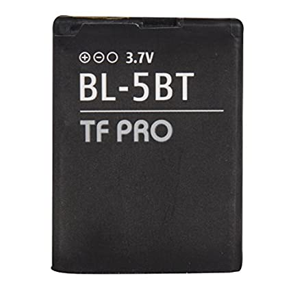 Tfpro BL-5BT 870mAh Battery (For Nokia)