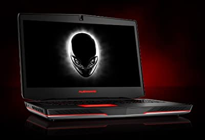Alienware 17 17.3-Inch Laptop, i7-4710MQ, 8GB Memory, 1TB Hard Drive,