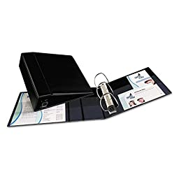 Avery - 3-Ring EZD Binder, 4\