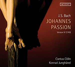 Johannes-Passion (Version IV, 1749)