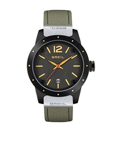 Breil Reloj de cuarzo Mud Verde 40  mm
