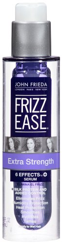 Frizz-Ease John Frieda Frizz-Ease Extra Strength 6 Effects Serum, 1.69 Ounces