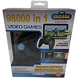 S.G.International Fibre Game Video Black Color