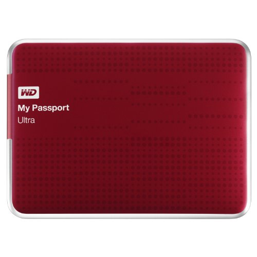 wd-my-passport-ultra-1tb-usb-30-portable-drive-with-auto-and-cloud-backup-red