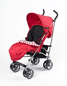 Babyway Caspian Stroller/Pushchair **Footmuff and Raincover incl FREE** by Babyway