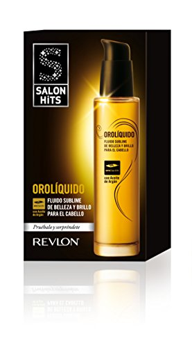 SALON HITS - ORO LÍQUIDO fluido sublime 50 ml-unisex