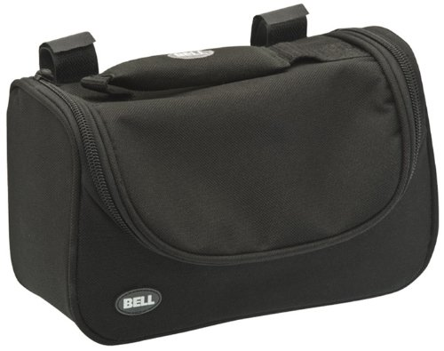 Read About Bell STOWAWAY 300 Small Handlebar Bag Black