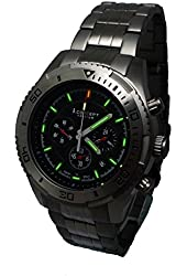 I.Concept Tritium GTLS Chronograph Watch (Stainless Steel)