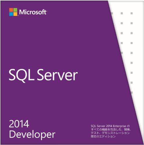 Microsoft SQL Server Developer Edition 2014 DVD 1 CAL��