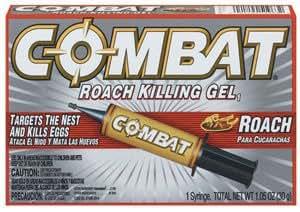 Dial 51963 Combat Roach Killing Gel 30g. - Case of 12