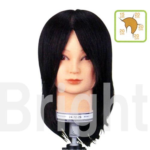 24ー12ー23 美容師国家試験用 カットウィッグ