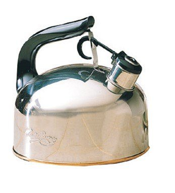 Revere Whistling Tea Kettle (Revere Stainless Steel Tea Kettle compare prices)