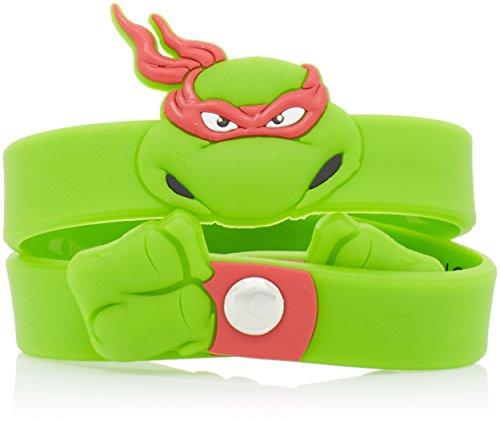 Teenage Mutant Ninja Turtles Polsino di gomma Raphael Bioworld