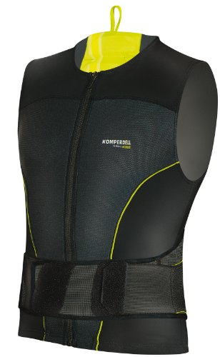 Komperdell Airshock Vest with belt - Herren Protektor - Ski / Snowboard