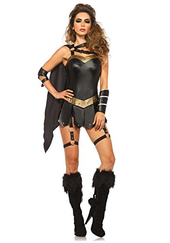 Dark Warrior Costume