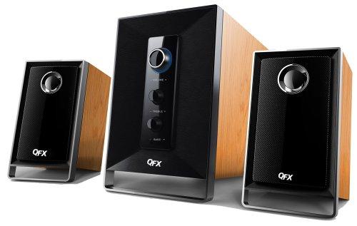 Qfx Bt-201 2.1 Bluetooth Speaker System