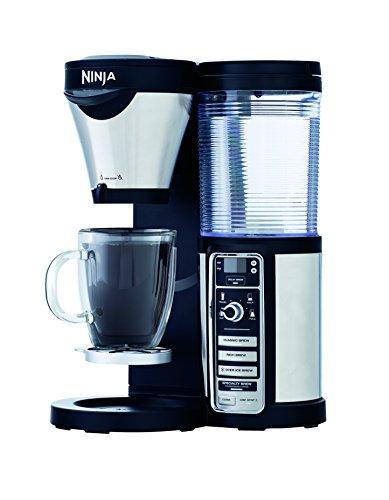 Ninja Coffee Maker Parts : Ninja Coffee Bar Brewer, Thermal Carafe with Ninja Hot and Cold 18 oz. Insulated Tumbler and ...