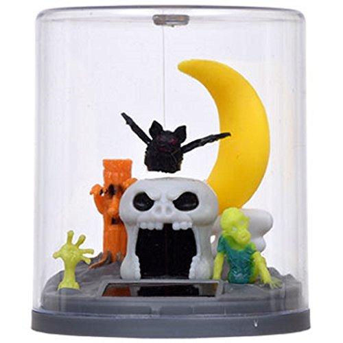 Solar Fluttering Halloween Decoration (Bat) (Disfraces Robot compare prices)