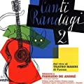 Canti Randagi 2: Tribute to Fabrizio De Andr�