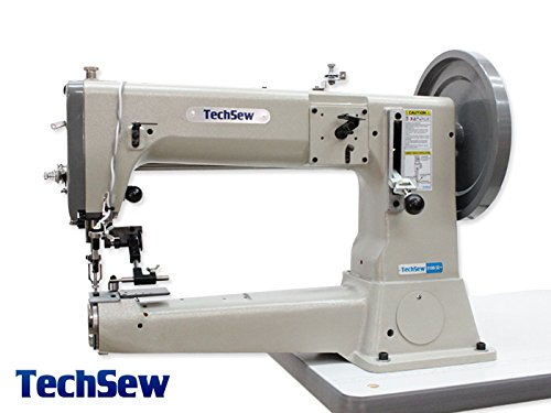 TechSew 5100-SE Heavy Duty Leather Industrial Sewing Machine (Techsew Leather Sewing Machine compare prices)