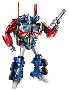 Transformers Prime Weaponizer Optimus Prime Figure 8.5 Inches